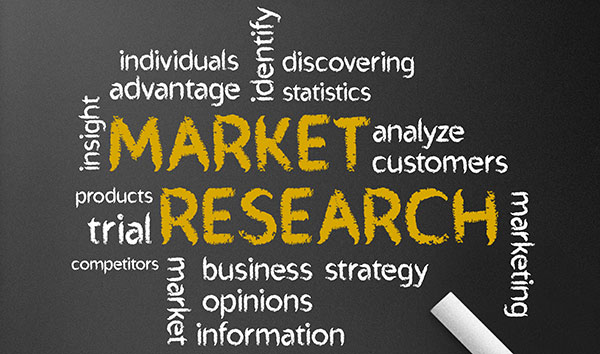 Know Thy Market. How Market Research Minimizes Risk.